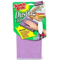 Best Price Scotch-Brite Dusting Microfiber Cloth 1 ea Colors May VaryB0000AQOCD