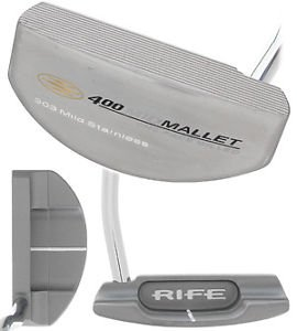 "RIFE Mid Mallet 400 35"" CNC Face Milled"