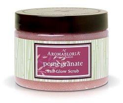 Aromafloria Pomegranate Salt Glow Scrub