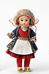Madame Alexander International Croatia Doll