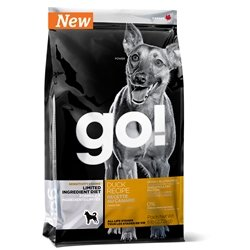 GO! SENSITIVITY + SHINE L.I.D. Duck Recipe Dry Dog Food 6lb by Go Natural (Go Natural Dog Food compare prices)