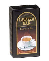 "Lavazza Italian ""Lavazza Bar"" Ground Espresso (1 case = 20 x 8.8 oz bricks)"