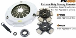 ClutchMasters 17086-HDC6-SHP FX400 Stage 4 Clutch Kit (6 Puck) 2002-2006 Volkswagen Beetle 1.8L