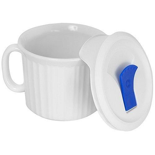 CorningWare 1035985 French White 20-Ounce Mug