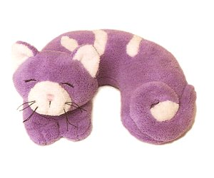 Noodlehead Travel Buddies Neck Pillow - Cat