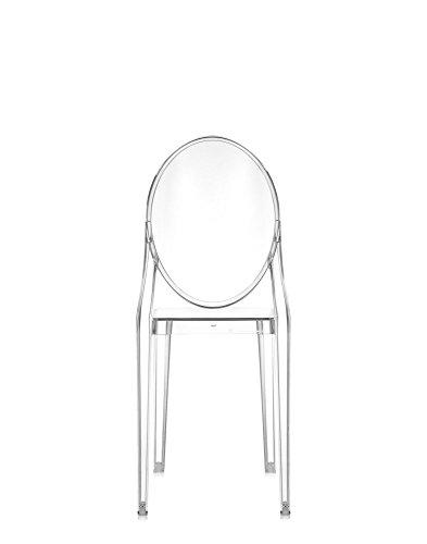 Kartell Victoria Ghost Chair, Crystal