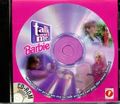 Talk With Me Barbie - 1