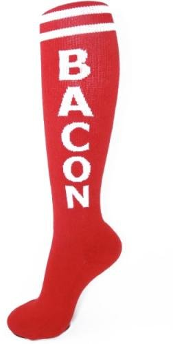 BACON Retro Tube Socks