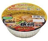 キンレイ ラーメン横綱 豚骨醤油味 冷凍ナベX6個