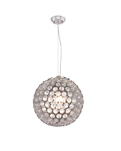 Zuo Proxima 1-Light Ceiling Lamp, Aluminum