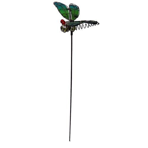 ... Dragonfly Continental Art Center CAC80208D Dragonfly Garden Stake ...