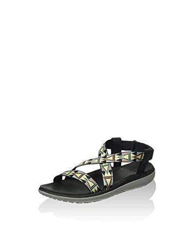Teva Sandale W Terra-float Livia schwarz
