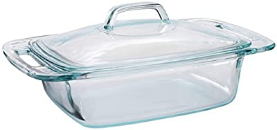 Pyrex Easy Grab Covered Casserole 2 Qt.