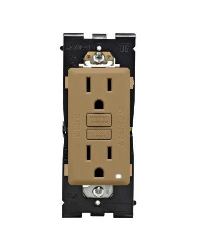 Renu 15A GFCI Outlet, Tamper-Resistant, REG15