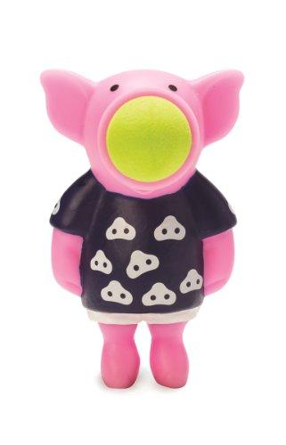 Hog Wild Pig Popper Keychain - 1