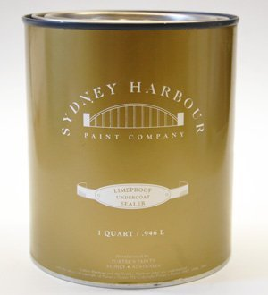 Sydney Harbour Limeproof Undercoat Primer Quart