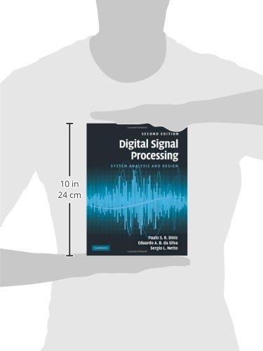 Digital Signal Processing 2nd Edition Hardback