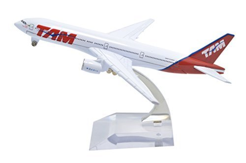 1400-16cm-boeing-b777-brazil-tam-airlines-metal-airplane-model-plane-toy-plane-model-by-tang-dynasty