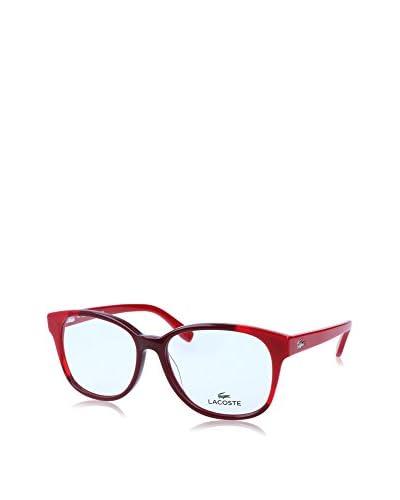 Lacoste Montura L2738 (53 mm) Rojo