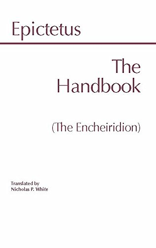 the-handbook-the-encheiridion-hpc-philosophical-classics-series