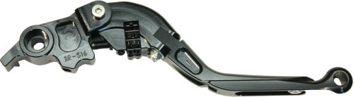 PSR GP Folding Adjustable Clutch Lever KTM Superduke/R 900/990 05-12 Black (Psr 900 compare prices)