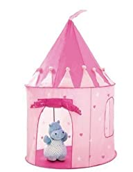 Girls Pink Princess Adorable Play Tent
