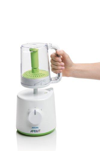 Philips avent robot maxisaveurs cuiseur vapeur mixeur meilleures ventes - Philips robot cuiseur ...