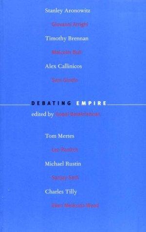 Debating Empire (New Left Review Debates)