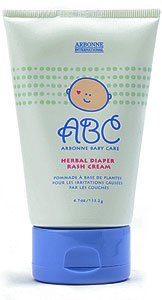 Arbonne Baby Herbal Diaper Rash Cream