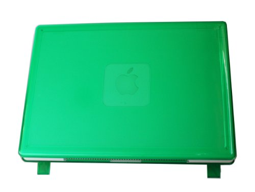 iPearl mCover Hard Shell Case for 13&quot; Model A1181 original MacBooks - GREEN