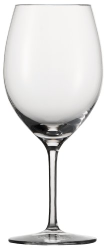 Schott Zwiesel Tritan Crystal Glass Cru Classic Stemware Collection Claret/Red Wine Glass, 19.8-Ounce, Set of 6 (Titanium Crystal Wine Glasses compare prices)