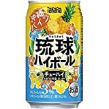 宝 琉球ハイボール 〔パイン〕 350ML 1缶