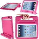 i-Blason ArmorBox Kido Series Light Weight Super Protection Convertable Stand Cover Case for Apple iPad 4 iPad 4G iPad 4th Generation iPad with Retina Display iPad 2 The New iPad 3 (Pink)