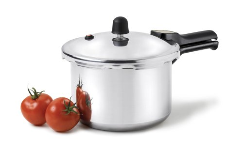 Mirro Aluminum 4.2-Quart Pressure Cooker