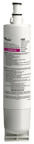 Whirlpool 4396508 KitchenAid Maytag Side-by-Side Refrigerator Water Filter, 1-Pack