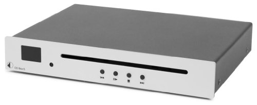 Pro-Ject - Box-Design - Cd Box S - Cd Player - Silver