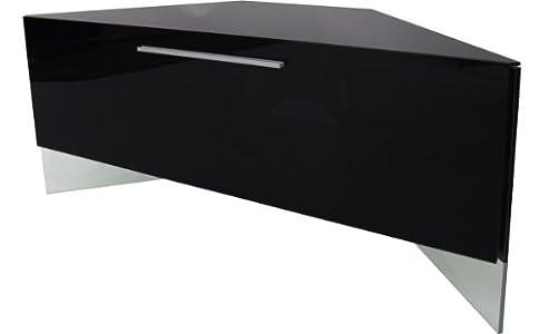 Cheap  MDA Designs Antares Remote Friendly Beam Thru High Gloss Piano  26″-52″ LCD/Plasma/LED Floating Corner Cabinet TV Stand