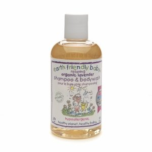 Earth Friendly Baby Sleeptime Lavender Organic Shampoo/ Bodywash