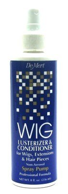 Demert Wig Luster 12 oz. Shampoo + 8 oz. Conditioner (Combo Deal)