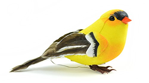touch-of-nature-20553-american-goldfinch-bird-4-inch