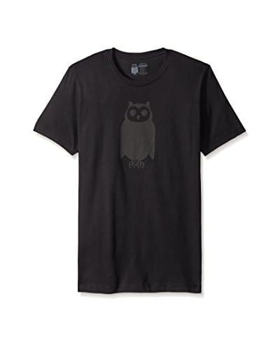 Arka Men's Double Black Graphic T-Shirt