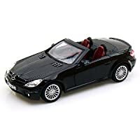 2005 Mercedes-Benz SLK55 AMG 1/24 Black 【並行輸入品】