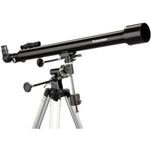Celestron PowerSeeker EQ 142x60 Telescope - 142x 60 mm