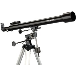 Celestron Powerseeker Eq 142X60 Telescope - 142X 60 Mm