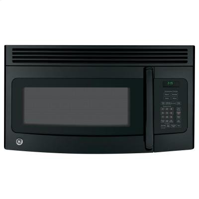 Buy Discount GE JVM3150DFBB 1.5 Cu. Ft. Black Over-the-Range Microwave