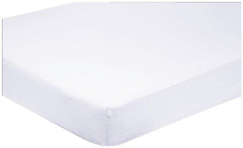 Imagen de aden + anais Crib Sheet, Solid White