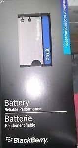 Original Blackberry Cs2 Cs 2 C-s2 Battery 4 Curve 8520 8530 8310 8320