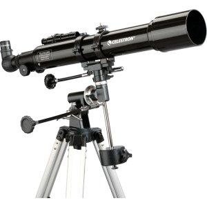 Celestron Powerseeker 70Eq Telescope - 165X 70 Mm