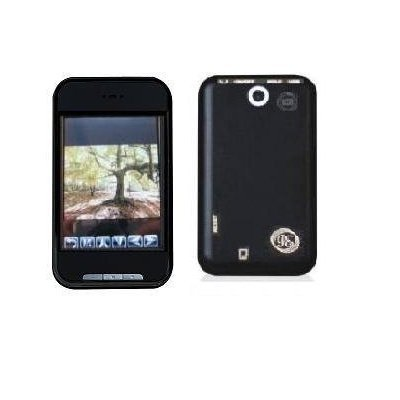 Pyrus Electronics 2GB Touch Screen MP3 /MP4 Player with Digital Camera