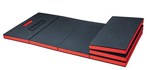 Pro Lift C-5006 Foldable EVA Mat - Anti Fatigue EVA Foam Sheet (6 fold) - Great for Garage, Picnicking, Gardening, Camping and Outdoor Activities